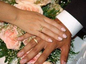 Importancia del matrimonio - Anillo de casado mano ...