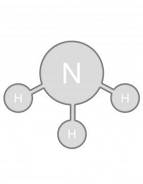 Amoníaco (NH3)