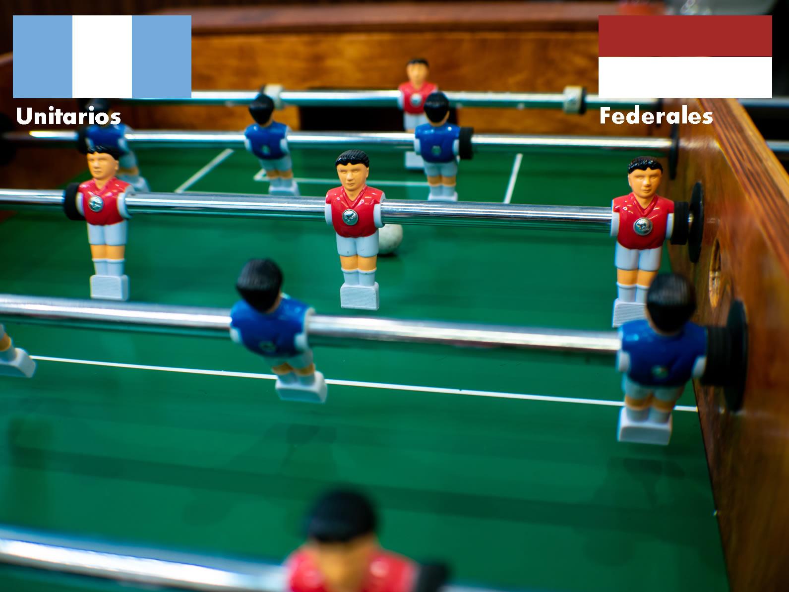 Unitarios y Federales (Argentina)
