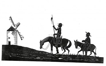 Resultado de imagen de don quijote de la mancha