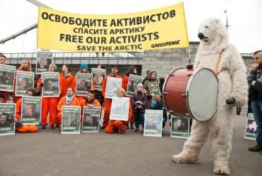 Greenpeace-manifestacion