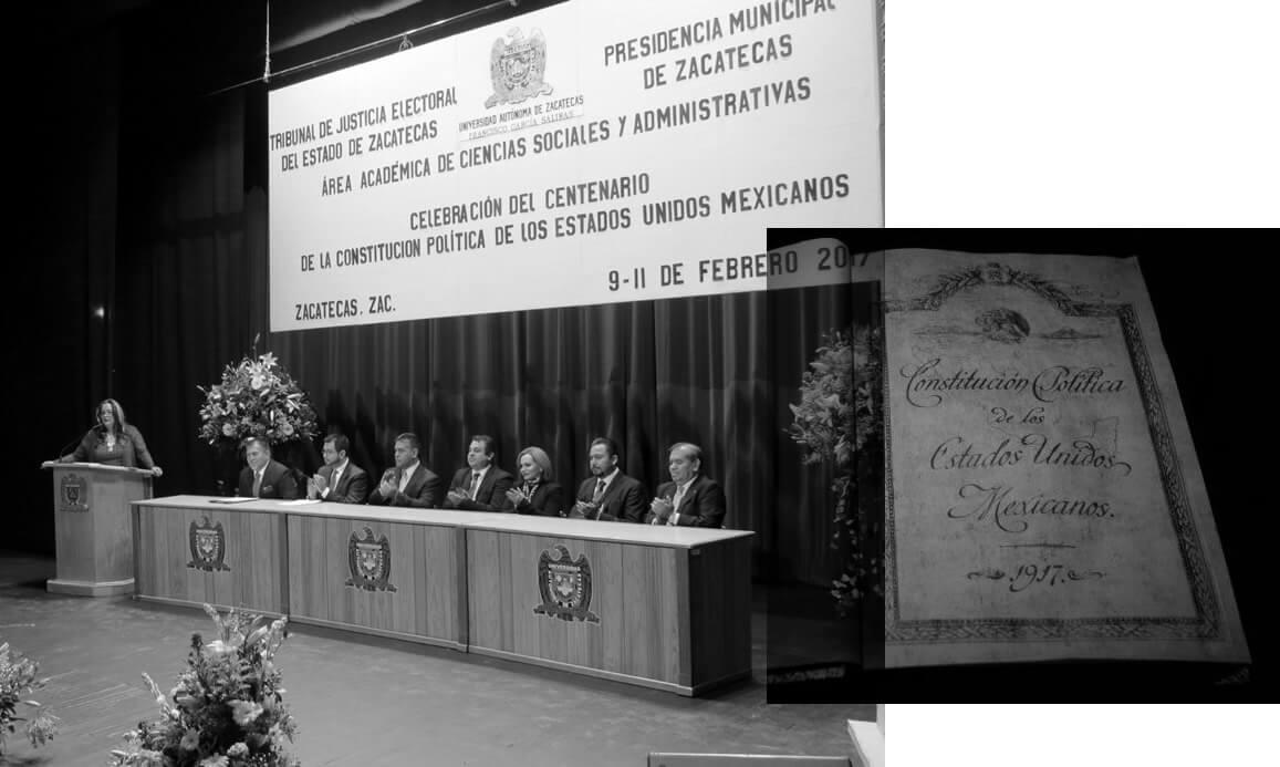 Constitución de 1917 de los Estados Unidos Mexicanos