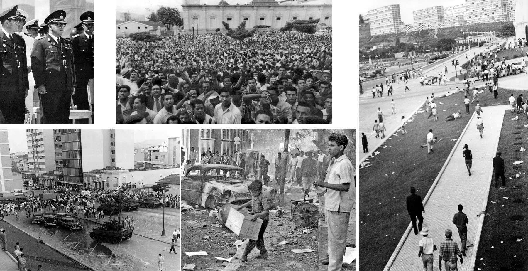 Golpe en Venezuela de 1958