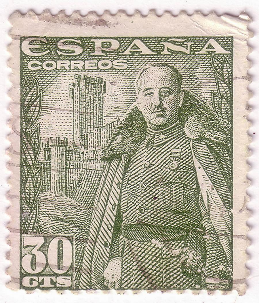 agonía del Dictador Franco