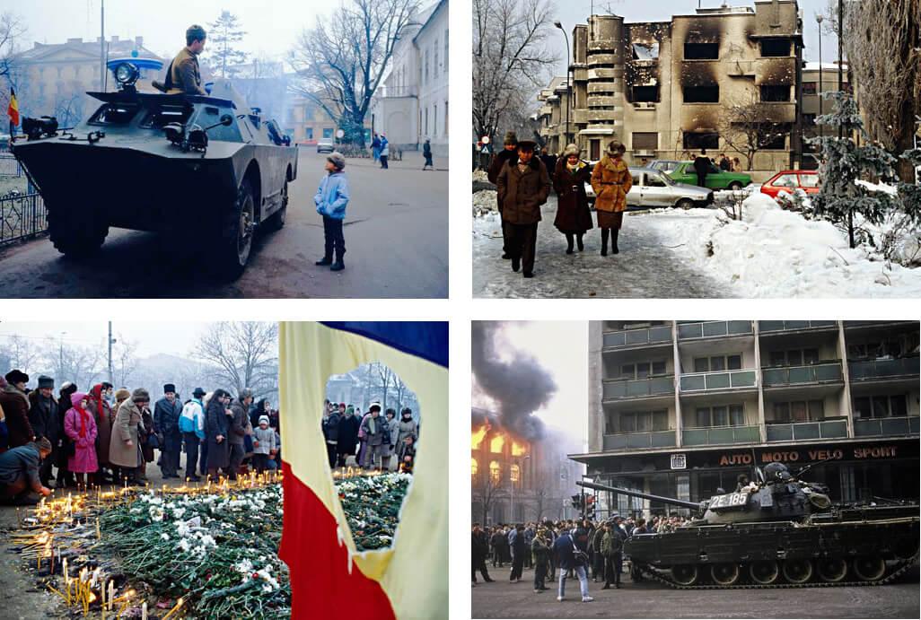Revolución Rumana de 1989