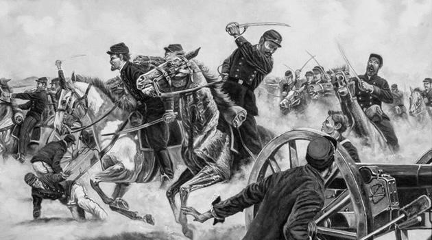 Batalla de Caseros (1852)