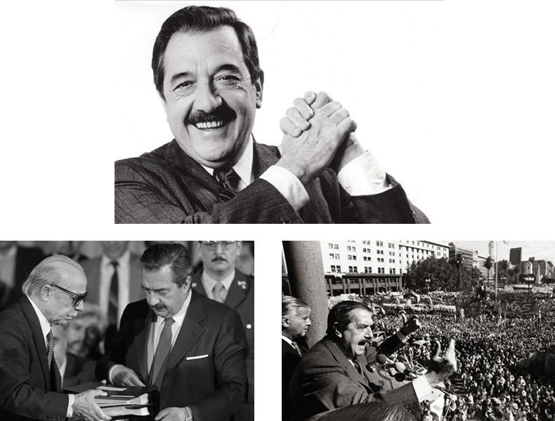 Democracia de Alfonsín