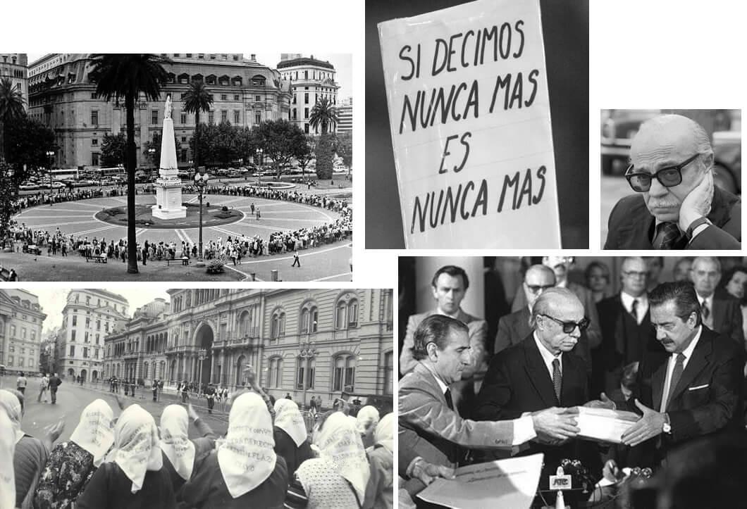 Teoría de los Dos Demonios de Argentina