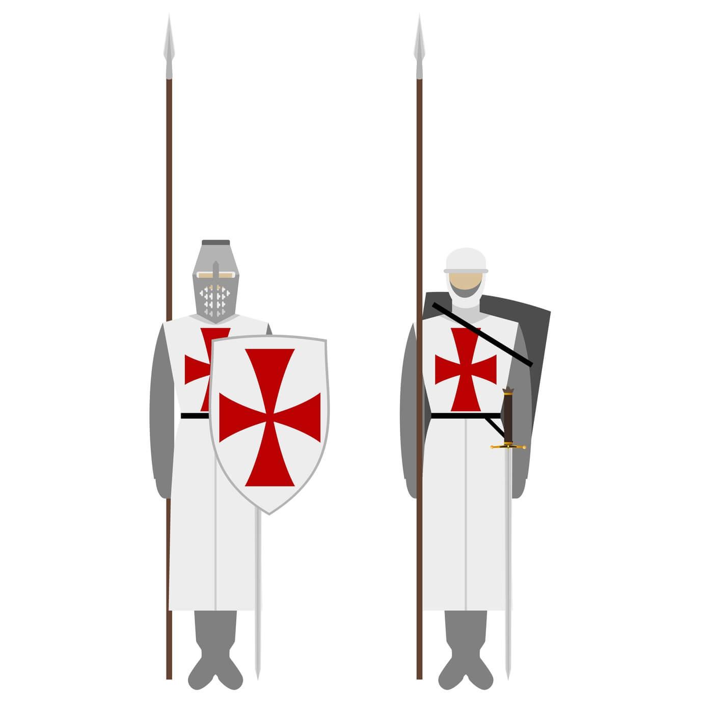 Templarios y la Orden del Temple