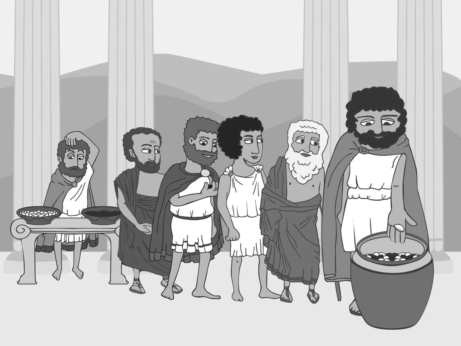 origen de la Democracia Ateniense