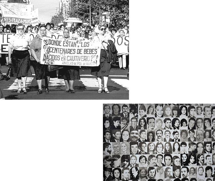 Abuelas y Madres de Plaza de Mayo