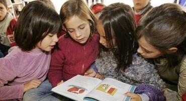 Lectura en la Primaria