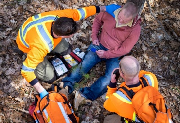 Paramedico-rescate
