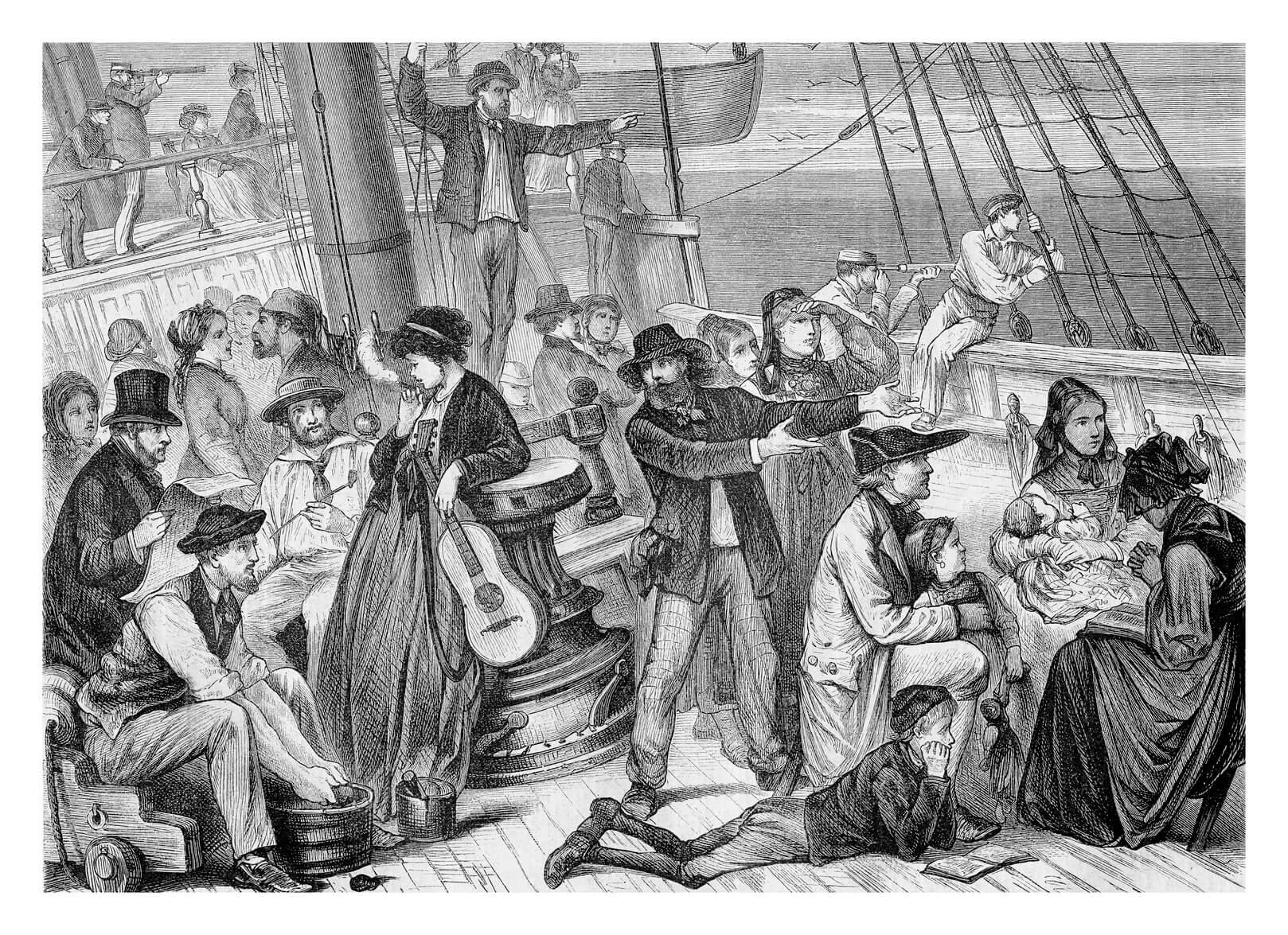 Inmigración y su Efecto Transformador